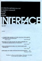 Interface Journal vol 14, no 1, May 1990